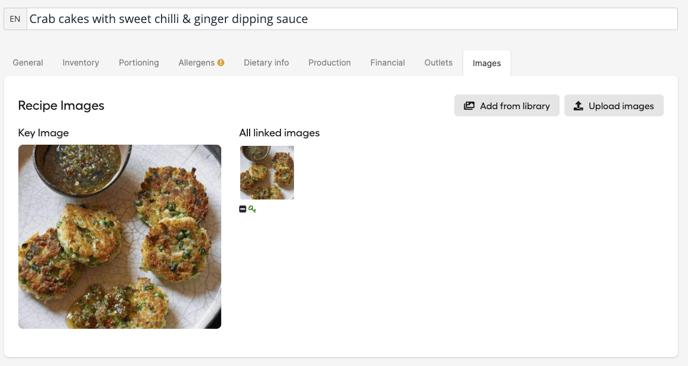 Apicbase New Recipe 16